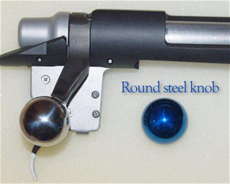 custom crafted bolt knobs from bill hawk 171 daily bulletin