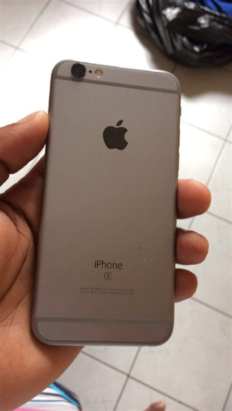 iphone 6s 64gb for sale in halfway tree kingston st andrew phones