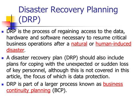 recovery plan recovery plans 3 benefits of disaster recovery plan