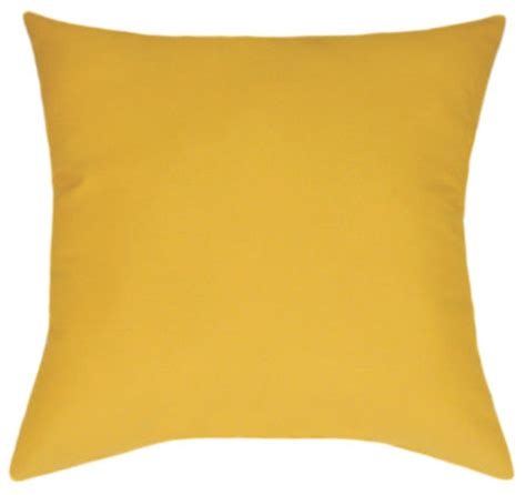 Yellow Decorative Pillows Yellow Throw Pillow Decorative Pillow Accent Pillow