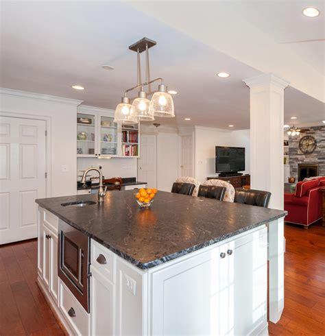 great falls va kitchen remodel bianco renovations