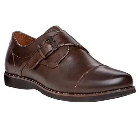 dress comfort shoes propet graham men s leather dress comfort shoe free ship