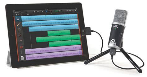 Garageband Not Recording External Mic Apogee Innovation Digital Audio Recording Products Timeline