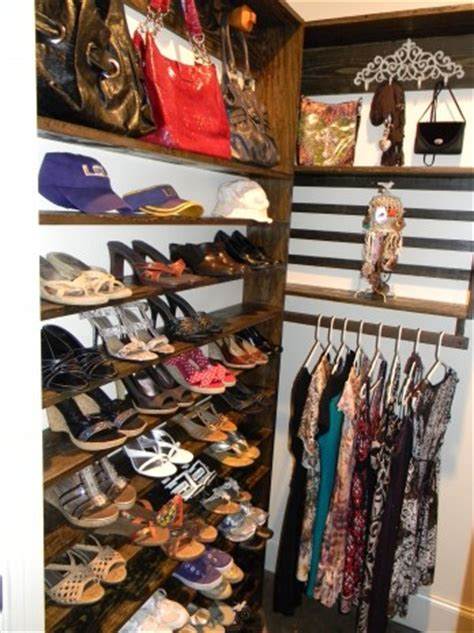 diy closet shoe organizer from cluttered to organized a you can diy closet shoe