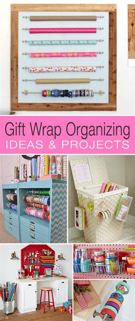 gift wrapping organization ideas 25 best ideas about gift wrapping supplies on