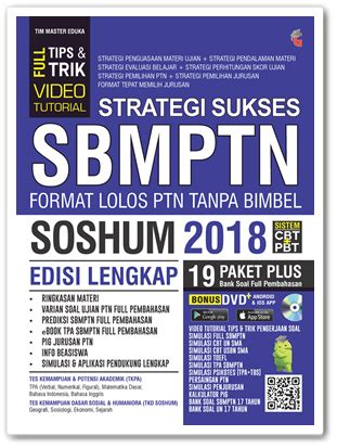 Jual Bank Soal Strategi Tpa Sbmptn Genta Smart Genta Smart Publisher