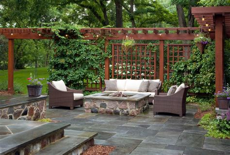 Kitchen Faucet Bridge Patio Ideas With Fire Pit Patio Traditional With Bluestone