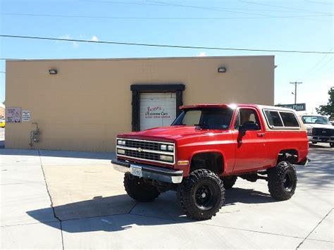 1990 Chevrolet k5 blazer $1 Possible Trade   100598860