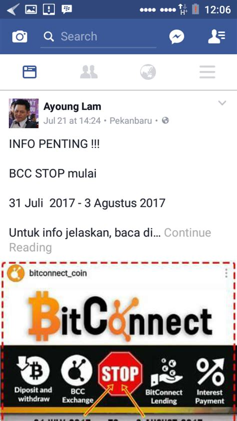 bitconnect vs regalcoin bitcoin indonesia 2 info terhadap bcc 23 10 2017
