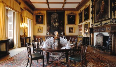 downton abbey dining room highclere castle jane austen s world