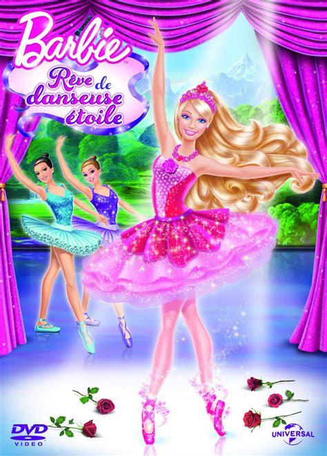 Film Barbie Reve De Danseuse Etoile | affiches et pochettes barbie r 234 ve de danseuse 233 toile de