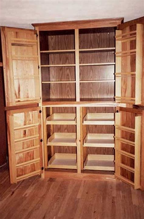 free standing kitchen pantry furniture best 25 free standing shelves ideas on pinterest shoe