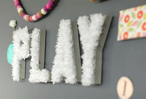 How To Make Paper Letters For Your Wall - howe we live diy tissue paper wall letters howe we live
