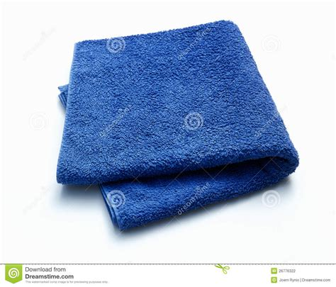 bath towel stock photo image  closeup bath folded