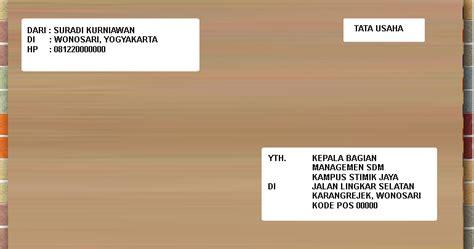 Map Surat Lamaran by Contoh Lop Lamaran Kerja Yang Baik Dan Benar 2017