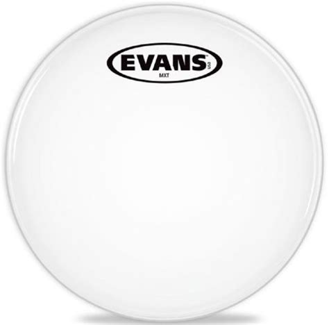 6 Mx White Marching Tenor Tt06mxw mx white marching tenor drumhead 6 inch