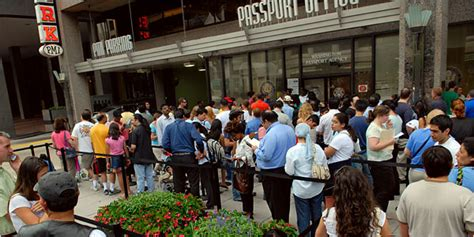 New York Passport Office by The Best Time To Renew Your Passport Travellatte