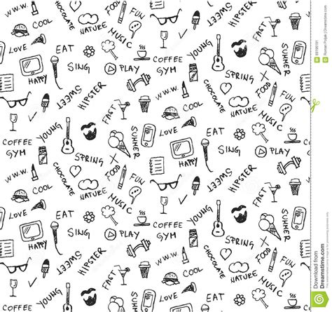retro lives greyscale coloring book books cool summer pattern doodles graffiti pizza smart phone