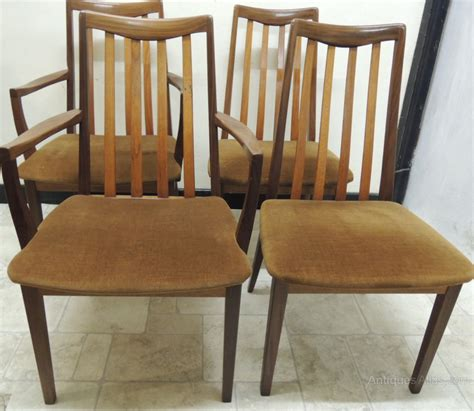 G Plan Dining Chair Antiques Atlas Set Of 4 G Plan Dining Carver Chairs