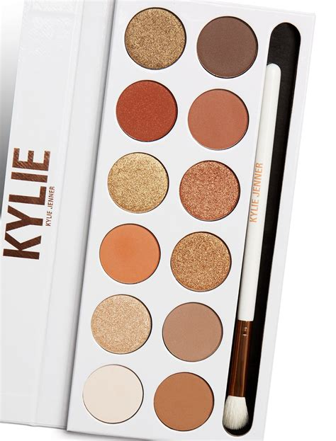 Eyeshadow The Bronze Palette the bronze extended palette kyshadow cosmetics