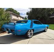 1972 PLYMOUTH ROAD RUNNER/GTX COUPE  188126