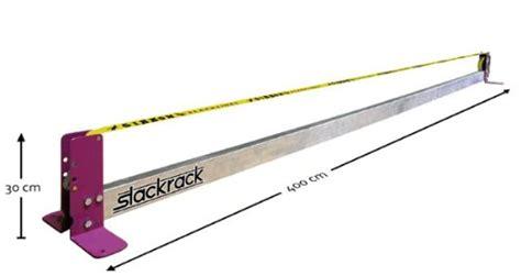 slackline halterung slackline rack spielmobil konz