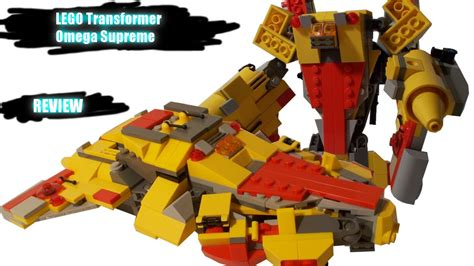 omega supreme lego transformers omega supreme review