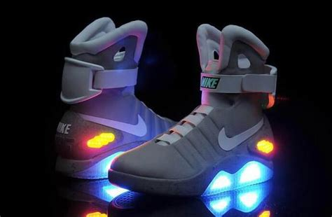 nike air mag for sale 2017 nike air mag back to the future ii marty mcfly grey