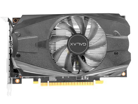 Murah Galax Nvidia Geforce Gtx 1050 Oc 2gb Ddr5 Single Fan galax geforce gtx 1050 2gb oc videocardz net