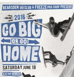 go big or go home is back bearsden freestyle