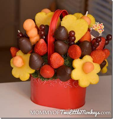 fruit flowers for valentines fresh fruit bouquets from edible arrangements unique