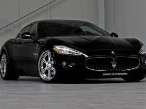 Maserati Granturismo Custom Maserati Granturismo W Custom Wheels Rides