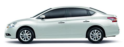 nissan thailand nissan sylphy launched in thailand new model gets