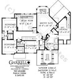 wilshire homes floor plans wilshire house plan country farmhouse southern