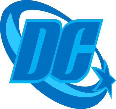 Dc Logo logo clipart dc comic pencil and in color logo clipart