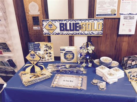 themes for blue and gold banquet blue and gold banquet ideas the boy scout utah