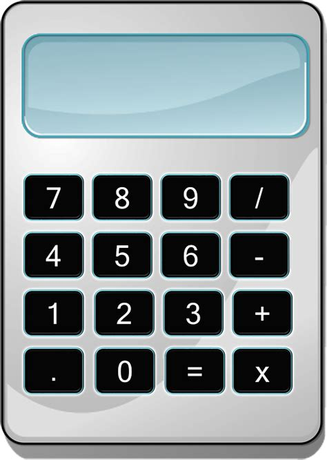 calculator numbers free illustration calculator calculate numbers free