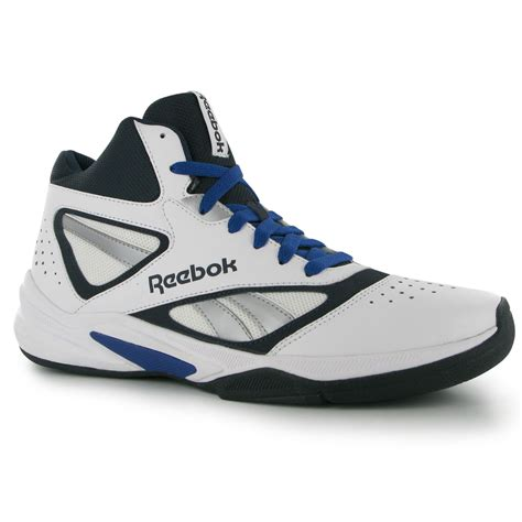 Harga Reebok Pro Heritage 1 reebok pro heritage 1 basketball shoes mens white trainers