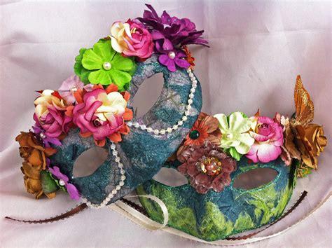 Masker Komedo Uh Mask Flower flower masquerade masks by dara trahan by daragallery on