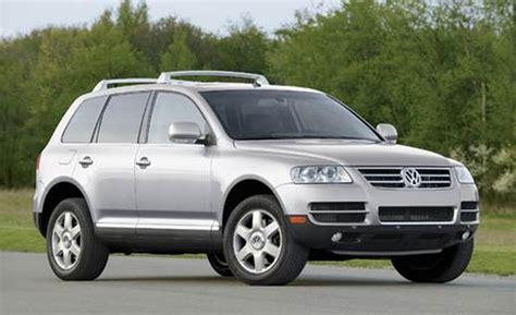 2005 Volkswagen Touareg by 2005 Volkswagen Touareg Suv Consumer Reviews Autos Post