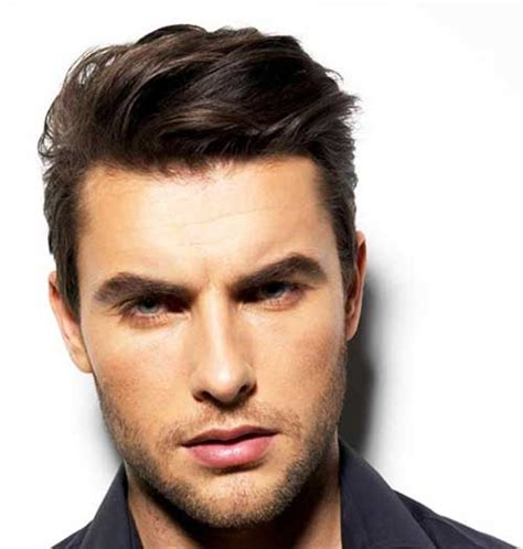 Best Hairstyle For Thin Face Men | hairstyles for guys with thin hair mens hairstyles 2018