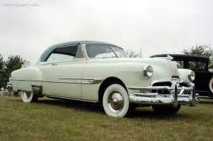 52 Pontiac Chieftain 1952 Pontiac Chieftain Deluxe Pictures History