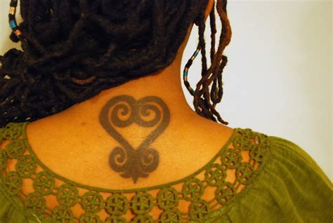 sankofa tattoo symbol ideas and symbol
