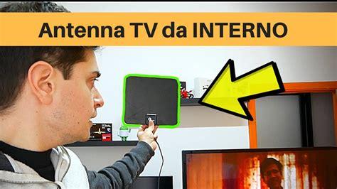 antenna tv interna migliore antenna tv interna digitale terrestre dvb t2