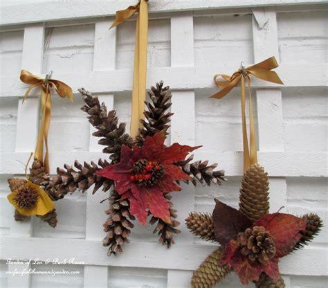 ornaments  natural materials