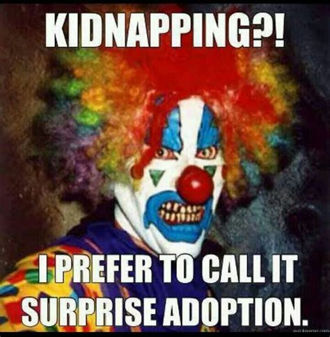 Funny Clown Meme - 1000 images about killer klowns funny clowns on