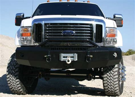 iron cross replacement front bumper