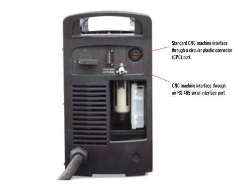 hypertherm powermax  serial port upgrade kit