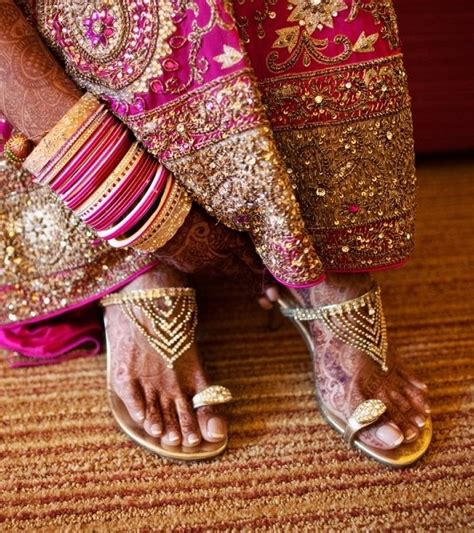 Dasi Pearl Flat Shoes 11 best images about indian bridal footwear on