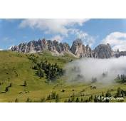 Le Col De Passo Gardena En Photos  Dolomites Italie PartirOucom